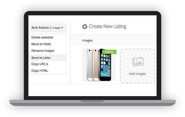 Create Ebay Listing From Image