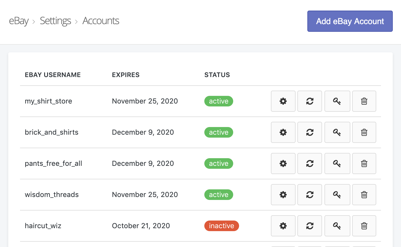 List Manage Your Ebay Seller Accounts